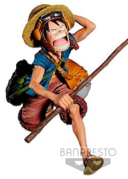 One Piece Banpresto Chronicle Figure Colosseum 4 vol.1 Monkey D.Luffy (Banpresto)