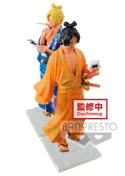 One Piece Magazine A Piece of Dream vol.1 Figure Porgas D. Ace (Banpresto)