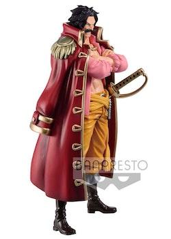 One Piece The Grandline Men Wanokuni Vol. 12 Figure Gol. D. Roger (Banpresto)