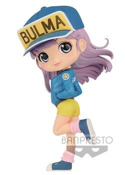 Dragon Ball Q Posket Figure Bulma II ver. B (Banpresto)