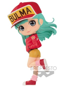 Dragon Ball Q Posket Figure Bulma II ver. A (Banpresto)