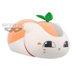 Natsume's Book of Friends Fluffy Puffy Figure Triple Nyanko-sensei 2 ver. A (Banpresto)