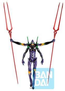 Evangelion Eva 13 Starting Figure Starting Eva 13 (Bandai Spirits)