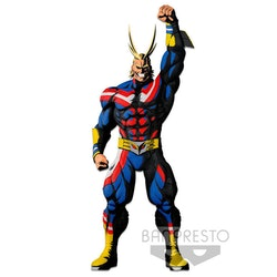 My Hero Academia Super Master Star Piece Figure All Might Two Dimensions (Banpresto)