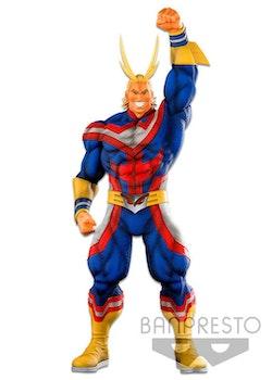 My Hero Academia Super Master Star Piece Figure All Might The Brush (Banpresto)