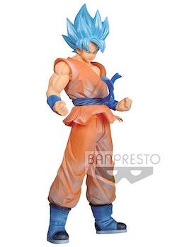 Dragon Ball Super Clearise  Figure Super Saiyan God Super Saiyan Son Goku (Banpresto)
