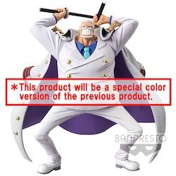 One Piece A Piece of Dream Figure Monkey D. Garp Alternative Color (Banpresto)