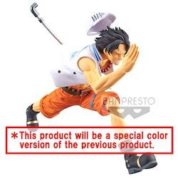 One Piece A Piece of Dream Figure Portgas D. Ace Alternative Color (Banpresto)