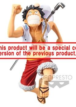 One Piece A Piece of Dream Figure Monkey D. Luffy Alternative Color (Banpresto)