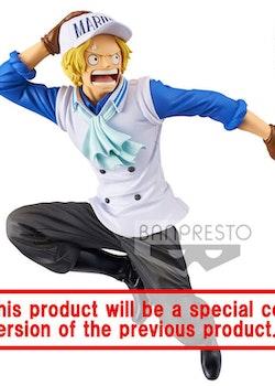 One Piece A Piece of Dream Figure Sabo Alternative Color (Banpresto)