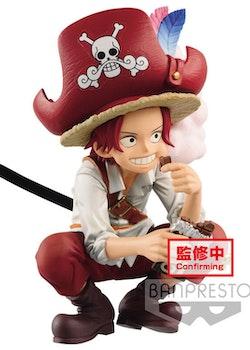 One Piece The Grandline Children Wanokuni vol. 1 Figure Shanks (Banpresto)