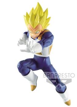 Dragon Ball Super Chosenshiretsuden II vol. 5 Figure Super Saiyan Vegeta (Banpresto)