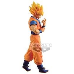 Dragon Ball Z Solid Edge Works vol.1 Figure Super Saiyan Son Goku (Banpresto)