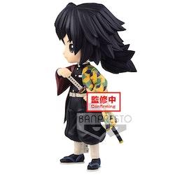 Demon Slayer: Kimetsu no Yaiba Q Posket Figure Giyu Tomioka (Banpresto)