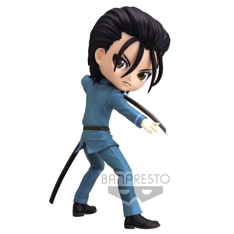 Rurouni Kenshin Q Posket Figure Saito Hajime (Banpresto)