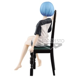Re:Zero Starting Life in Another World Relax Time Figure Rem T-Shirt ver. (Banpresto)