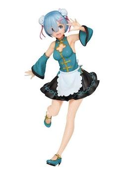 Re:Zero Precious Figure Rem Mandarin Maid Ver. -Renewal- (Taito)