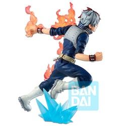 My Hero Academia Go and Go! Ichibansho Figure Shoto Todoroki (Bandai Spirits)