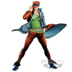 JoJo's Bizarre Adventure Stardust Crusaders Super Master Stars Piece Figure Jotaro Kujo The Brush 2 (Banpresto)
