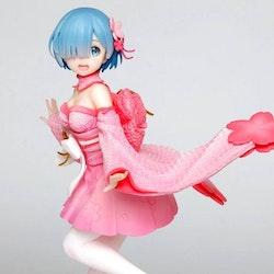 Re:Zero Precious Figure Rem Memory Snow Sakura ver. (Taito)