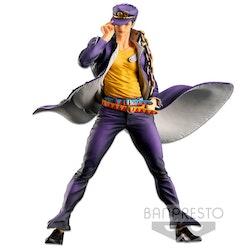 JoJo's Bizarre Adventure Stardust Crusaders Super Master Stars Piece Figure Jotaro Kujo The Brush (Banpresto)