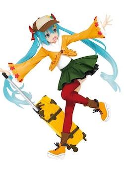 Vocaloid Figure Hatsune Miku  Akifuku ver -Renewal- (Taito)