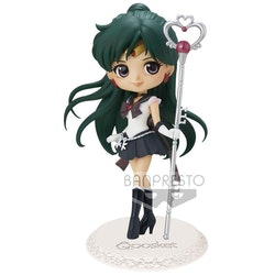 Sailor Moon Eternal Q Posket Figure Sailor Pluto ver. A (Banpresto)