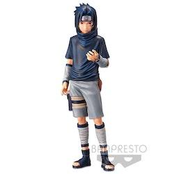 Naruto Grandista Nero Figure Uchiha Sasuke Ver.2 (Banpresto)