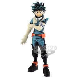 My Hero Academia Texture Figure Izuku Midoriya (Banpresto)