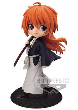 Rurouni Kenshin Q Posket Figure Kenshin Himura ver. B (Banpresto)