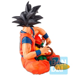 Dragon Ball Z Ichibansho Figure Goku and Gohan (Bandai Spirits)