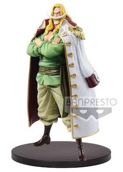 One Piece The Grandline Men Wanokuni vol.9 Figure Edward Newgate (Banpresto)
