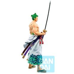 One Piece Ichibansho Figure Zorojuro and Enma (Bandai Spirits)