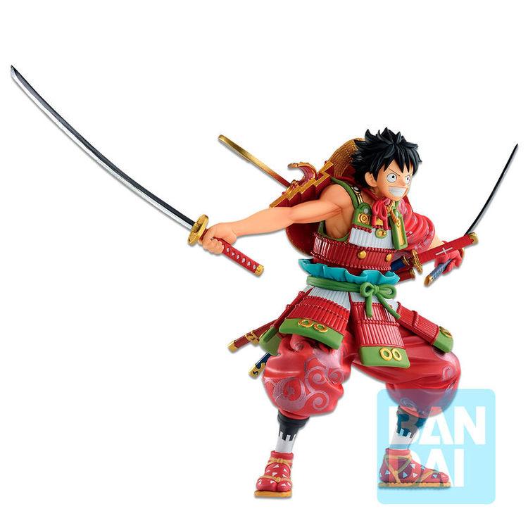 One Piece Ichibansho Figure Armor Warrior Luffytaro (Bandai Spirits)