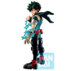 My Hero Academia Let's Begin! Ichibansho Figure Izuku Midoriya Dou (Bandai Spirits)