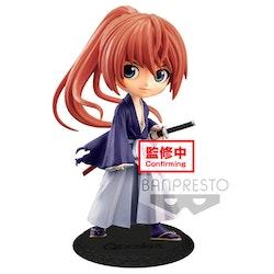 Rurouni Kenshin Q Posket Figure Kenshin Himura Battousai ver. B (Banpresto)
