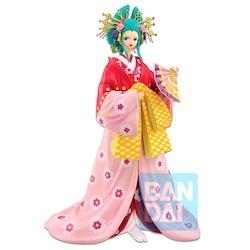 One Piece Girl's Collection Ichibansho Figure Komurasaki (Bandai Spirits)