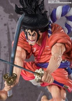 One Piece FiguartsZERO Extra Battle Figure Kozuki Oden (Tamashii Nations)