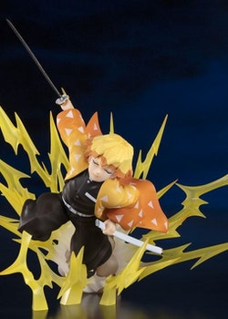 Demon Slayer: Kimetsu no Yaiba FiguartsZERO Figure Zenitsu Agatsuma (Tamashii Nations)