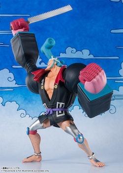 One Piece FiguartsZero Figure Franky Franosuke (Tamashii Nations)