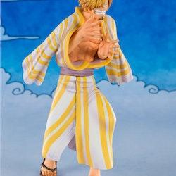 One Piece FiguartsZero Figure Sanji Sangoro (Tamashii Nations)