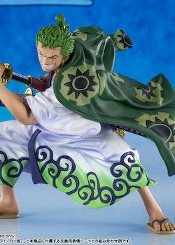 One Piece FiguartsZero Figure Zoro Zorojuro (Tamashii Nations)
