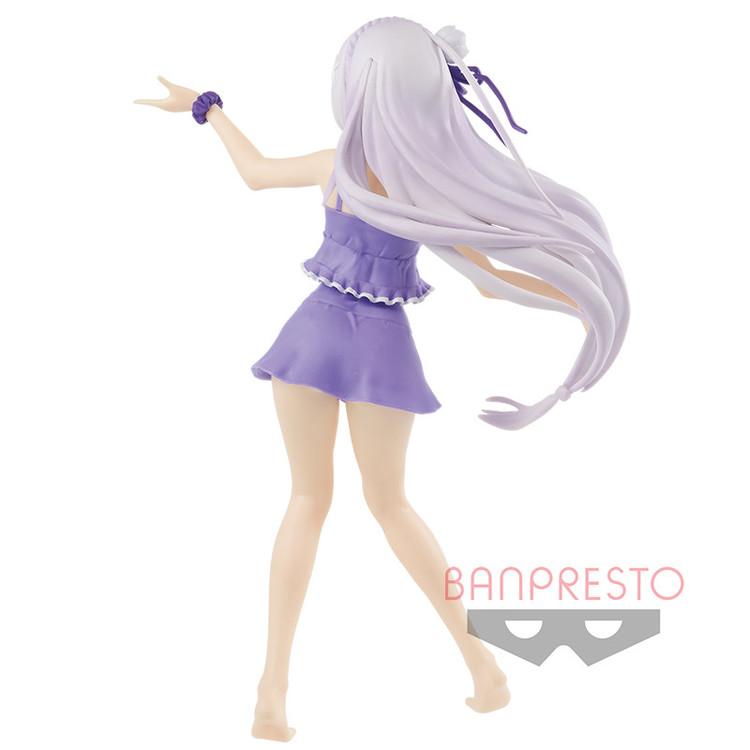 Re:Zero Starting Life in Another World EXQ Figure Emilia (Banpresto)