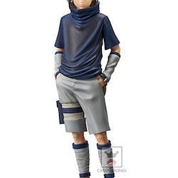 Naruto Grandista Nero Figure Uchiha Sasuke (Banpresto)