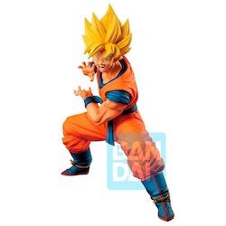 Dragon Ball Super Our Goku No.1 Ichibansho Figure Super Saiyan Son Goku (Bandai Spirits)