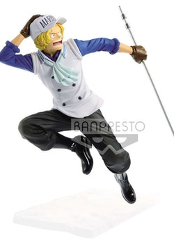 One Piece Magazine A Piece of Dream Figure Sabo (Banpresto)