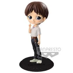 Evangelion Q Posket Figure Shinji Ikari ver. B (Banpresto)
