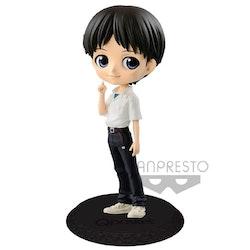 Evangelion Q Posket Figure Shinji Ikari ver. A (Banpresto)