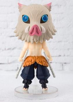 Demon Slayer: Kimetsu no Yaiba Figuarts Mini Figure Inosuke Hashibira (Tamashii Nations)