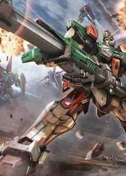 MG Gundam Buster 1/100 (Bandai)